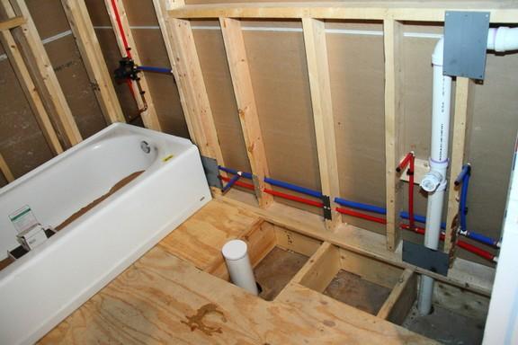 Plumbing (Bathroom Renovation Tips & ideas)