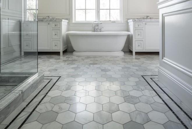 Flooring (Bathroom Renovation Tips & ideas)