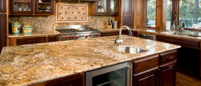 Countertops(Kitchen Renovation Tips)